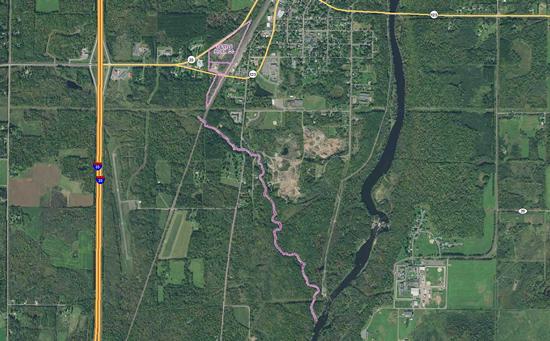 Sandstone: Kettle River Company Creosote Plant Site | Minnesota